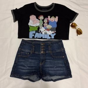 Forever 21 Family Guy T-Shirt
